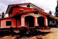 บ้านเดี่ยวหลุดจำนอง ธ.ธนาคารอาคารสงเคราะห์ บัวทอง เมืองบุรีรัมย์ บุรีรัมย์