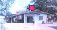 บ้านเดี่ยวหลุดจำนอง ธ.ธนาคารอาคารสงเคราะห์ สองชั้น กระสัง บุรีรัมย์
