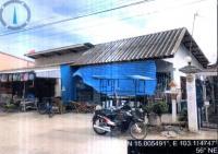 บ้านเดี่ยวหลุดจำนอง ธ.ธนาคารอาคารสงเคราะห์ ชุมเห็ด เมืองบุรีรัมย์ บุรีรัมย์